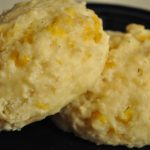 Quick Corn Biscuits